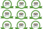THE RIDE has won 3 Tripadvisor Certificate of Excellence Awards