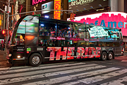 THE RIDE in Times Square