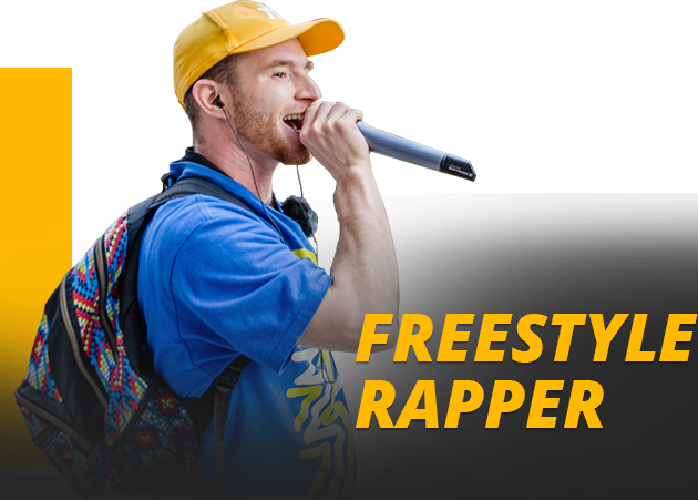 THE RIDE Freestyle Rapper